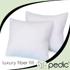 <strong>BioPEDIC</strong> Euro Pillow (Set of 2)
