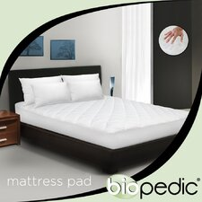 Classic 300 Thread Count Cotton Quilted Mattress Pad