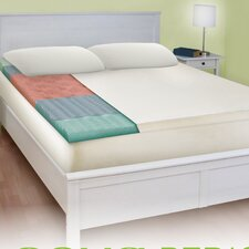 "Memory Zone 2"" Memory Foam Topper"