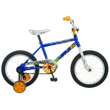 Boy's Dino Bicycle with Training Wheels
