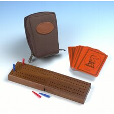 Travel Folding Cribbage