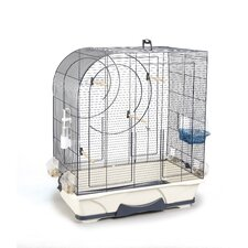 Arte 50 Bird Cage in Navy Blue