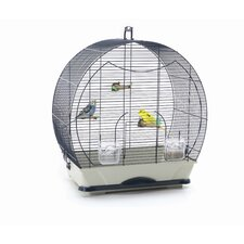 Evelyne 40 Bird Cage in Blue Granite