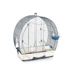 Evelyne 50 Bird Cage in Blue