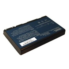 6-Cell 4400mAh Lithium Battery for ACER Aspire / TravelMate Laptops