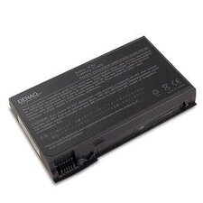 8-Cell 4400mAh Lithium Battery for HP Pavilion / Omnibook Laptops