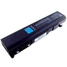 6-Cell 5200mAh  Lithium Battery for TOSHIBA Laptops