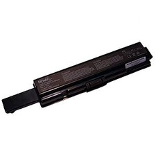 9-Cell 6600mAh Lithium Battery for TOSHIBA Laptops