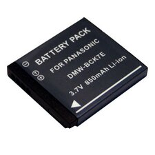 New 850 mAh Rechargeable Battery for PANASONIC Cameras