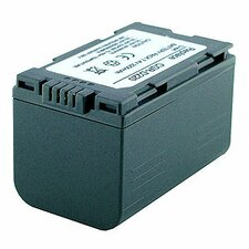 New 2200mAh Rechargeable Battery for PANASONIC Cameras