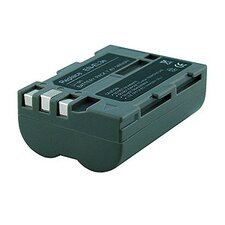 New 1400mAh Rechargeable Battery for NIKON D Series Cameras