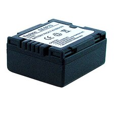 New 600mAh Rechargeable Battery for PANASONIC PV / VDR Cameras