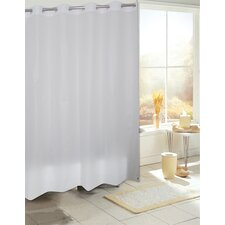 EZ On PEVA Shower Curtain