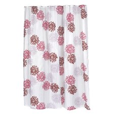 """Emma"" Polyester Shower Curtain"