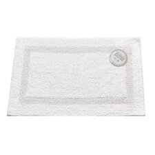 <strong>Carnation Home Fashions</strong> Cotton Reversible Bath Mat