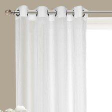 Venetian Grommet Curtain Panel (Set of 2)