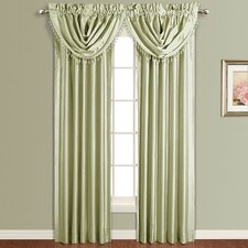 <strong>United Curtain Co.</strong> Anna Panel and Waterfall Window Treatment Collection