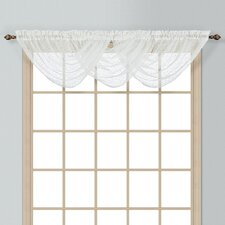 <strong>United Curtain Co.</strong> Charlotte Waterfall Window Treatment Collection