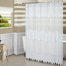 Valerie Polyester Shower Curtain