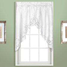"""Rachael Rod Pocket Swag 60"""" Curtain Valance"""