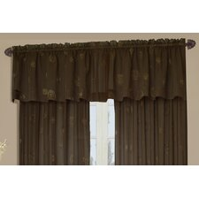<strong>United Curtain Co.</strong> Sedona Curtain Valance
