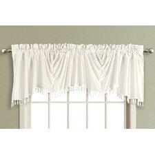 """Anna Austrian 108"""" Curtain Valance"""