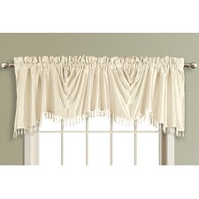 <strong>United Curtain Co.</strong> Anna Austrian Curtain Valance