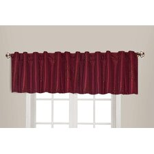 Starburst Curtain Valance