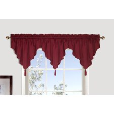 "Sterling Ascot 42"" Curtain Valance (Set of 3)"