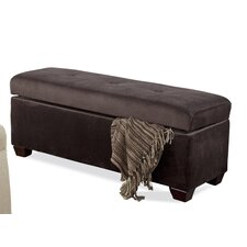 <strong>CMI</strong> Upholstered Storage Bedroom Bench