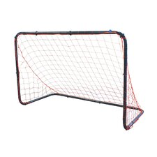 Black Shadow Steel Soccer Goal