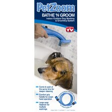 <strong>PetZoom</strong> Bathe N' Groom Pet Washer