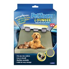 <strong>PetZoom</strong> Loungee Auto Dog Seat Cover