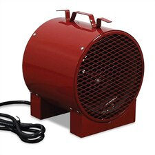 <strong>TPI</strong> 13,648 BTU Fan Forced Utility Portable Construction Site Electric Space Heater