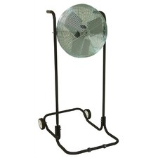 "24"" High Standing Industrial Floor Fan"