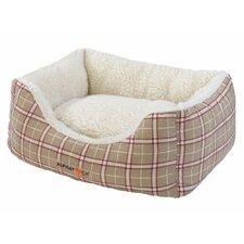 Cuddler Bolster Dog Bed