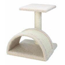 Purrgola Ledge Sisal Scratching Post