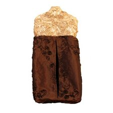 Chocolate Dreams Diaper Stacker