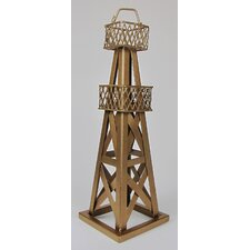 Decorative Oil Derrick Table