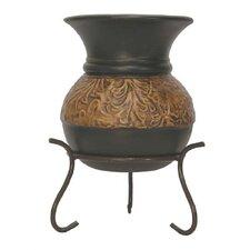 Spitoon Round Urn Planter