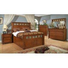 Elegant  Mastercraft Collections Durango Panel Bedroom Collection