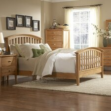 <strong>Mastercraft Collections</strong> Urban Homemaker California King Slat Bed