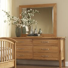 <strong>Mastercraft Collections</strong> Urban Homemaker 6 Drawer Dresser