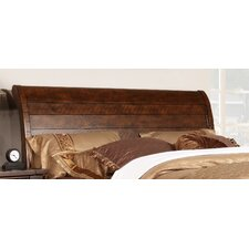 <strong>Mastercraft Collections</strong> Sleigh Headboard