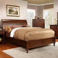 <strong>Mastercraft Collections</strong> Sleigh Bed