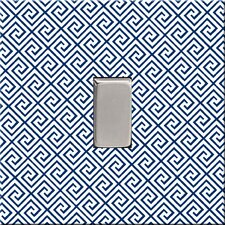 Greek Tile Switch Cover