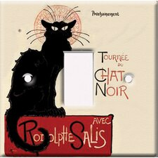 Chat Noir Switch Cover