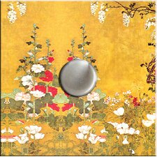 Japanese Flower Switch Cover