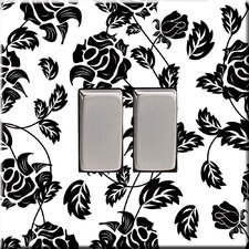 Floral Switch Cover
