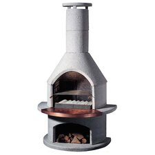 Rondo Masonry Barbecue Fireplace